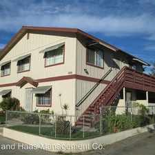 Rental info for 626 Locust Ave #01 in the Los Angeles area