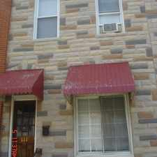 Rental info for 111 S. Highland Ave. in the Baltimore area