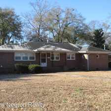 Rental info for 1201 Beman St in the North Augusta area