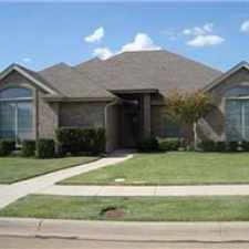 Rental info for 626 Lone Star Dr.