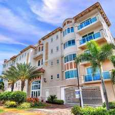 Rental info for 516 Hendricks Isle in the Fort Lauderdale area