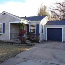 Rental info for 1110 West Comanche Street in the 73069 area