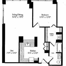 Rental info for $5730 1 bedroom Apartment in Downtown Loop in the East Garfield Park area