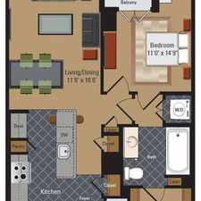Rental info for $6180 1 bedroom Apartment in Arlington in the Washington D.C. area