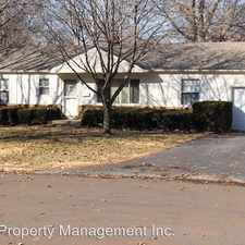 Rental info for 8902 E. 72nd St.