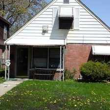 Rental info for 1418 W 112th St in the Morgan Park area