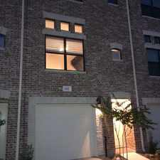 Rental info for $2450 2 bedroom Townhouse in Inner Loop Medical Center in the Sunnyside area