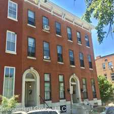 Rental info for 1324 Eutaw Pl - 1F in the Madison Park area