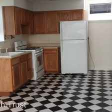 Rental info for 1410 Anthony