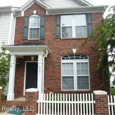 Rental info for 937 Cool Springs in the Rock Hill area