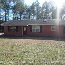 Rental info for 5838 Mill Branch Road in the 31907 area