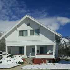 Rental info for 70 North 500 East in the Brigham City area