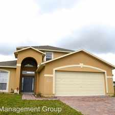 Rental info for 2800 Sweetspire Circle