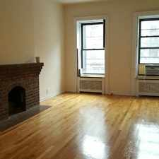 Rental info for 47 W 76th St #3A in the New York area
