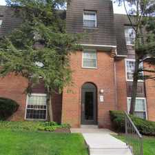 Rental info for 4000 Gypsy Lane - Unit 521 in the East Falls area