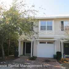 Rental info for 249 Mattie M Kelly Boulevard