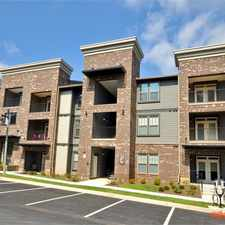 Rental info for Crest At Laurelwood in the Woodstock area