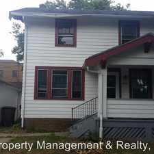 Rental info for 3509 Ramsey Ave
