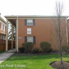 Rental info for 145 King Ave. Apt. A in the Columbus area