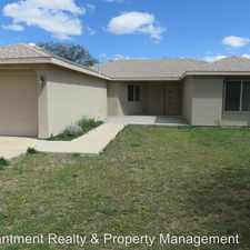 Rental info for 512 Los Pinos