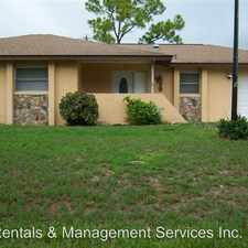 Rental info for 18528 Gamewell Avenue