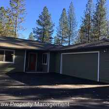 Rental info for 16671 Alioto Dr.