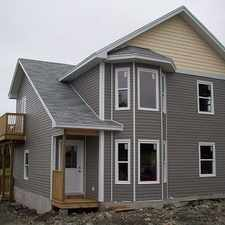 Rental info for 3 bdrm - New in 2011 - Quiet street in St. Philips in the Portugal Cove-St. Philip's area