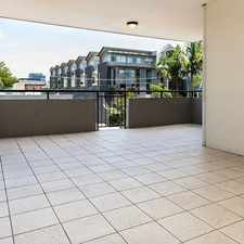 Rental info for SPACIOUS TWO BEDROOM APARTMENT IN GREAT LOCATION in the Brisbane area