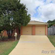 Rental info for LOWSET BRICK HOME - 3 Living areas - Air Conditioned! in the Brisbane area