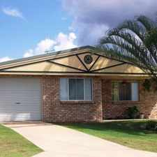 Rental info for LOW SET BRICK HOME CLOSE TO THE GOLF COURSE in the Yeppoon area