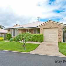 Rental info for Peace & Quiet in Gated Community in the Murrumba Downs area