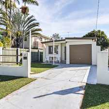Rental info for Low-set house in central Redcliffe