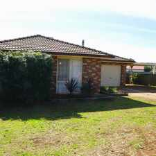 Rental info for Clean and Fresh with 5KW Solar System! **PRICE REDUCTION** in the Dubbo area