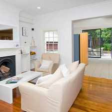Rental info for Large Two Bedroom Home with Sunny Rear Courtyard
