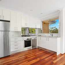 Rental info for Recently Renovated Top Floor Apartment in the Balgowlah area