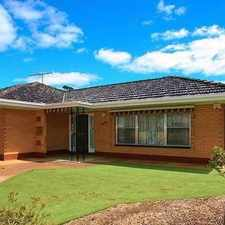 Rental info for Neat, sweet and complete!! in the Gawler South area