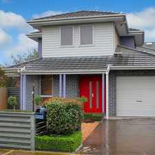Rental info for STUNNING TOWNHOUSE CLOSE TO AMENITIES! in the Melbourne area
