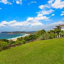 Rental info for Perfect all year round views!! in the Avoca Beach area