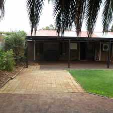 Rental info for LARGE SPACIOUS FAMILY HOME in the Camillo area