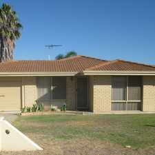 Rental info for WELL PRESENTED 3x1 HOME WITH AIRCONDITIONING