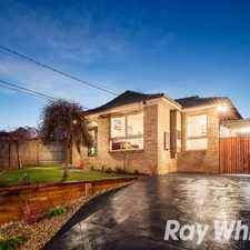 Rental info for Under Application! in the Scoresby area