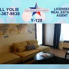 Rental info for Oakwell Farms Parkway in the San Antonio area