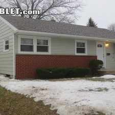 Rental info for Three Bedroom In Milwaukee in the Roosevelt Grove area