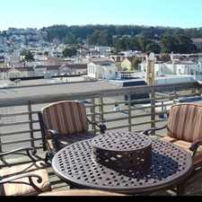 Rental info for $3800 0 bedroom Townhouse in Marina District in the Aquatic Park-Fort Mason area