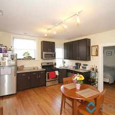 Rental info for N Leavitt St & W Bradley Place in the North Center area
