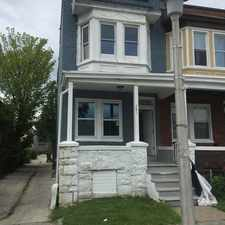 Rental info for 242 Collins Ave in the Gwynns Falls Park area