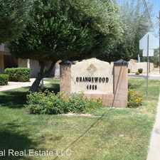 Rental info for 4828 W Orangewood Ave #101