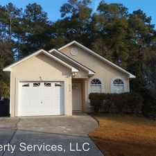 Rental info for 3570 Chatelaine Drive