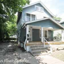 Rental info for 428-430 E Lane Ave in the Columbus area