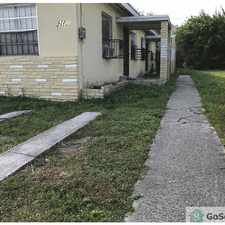 Rental info for Large 2/1 with parking and patio in the Miami area